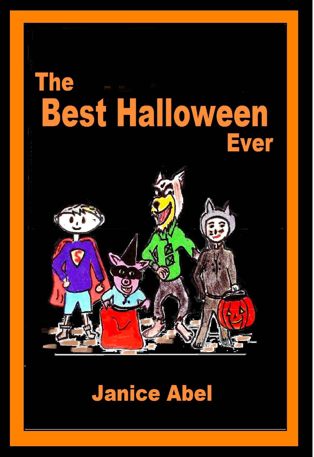 the best halloween ever book report The herdmans manage to turn the worst halloween ever into the best halloween ever in this uproarious sequel to the best christmas pageant ever  in each book that .