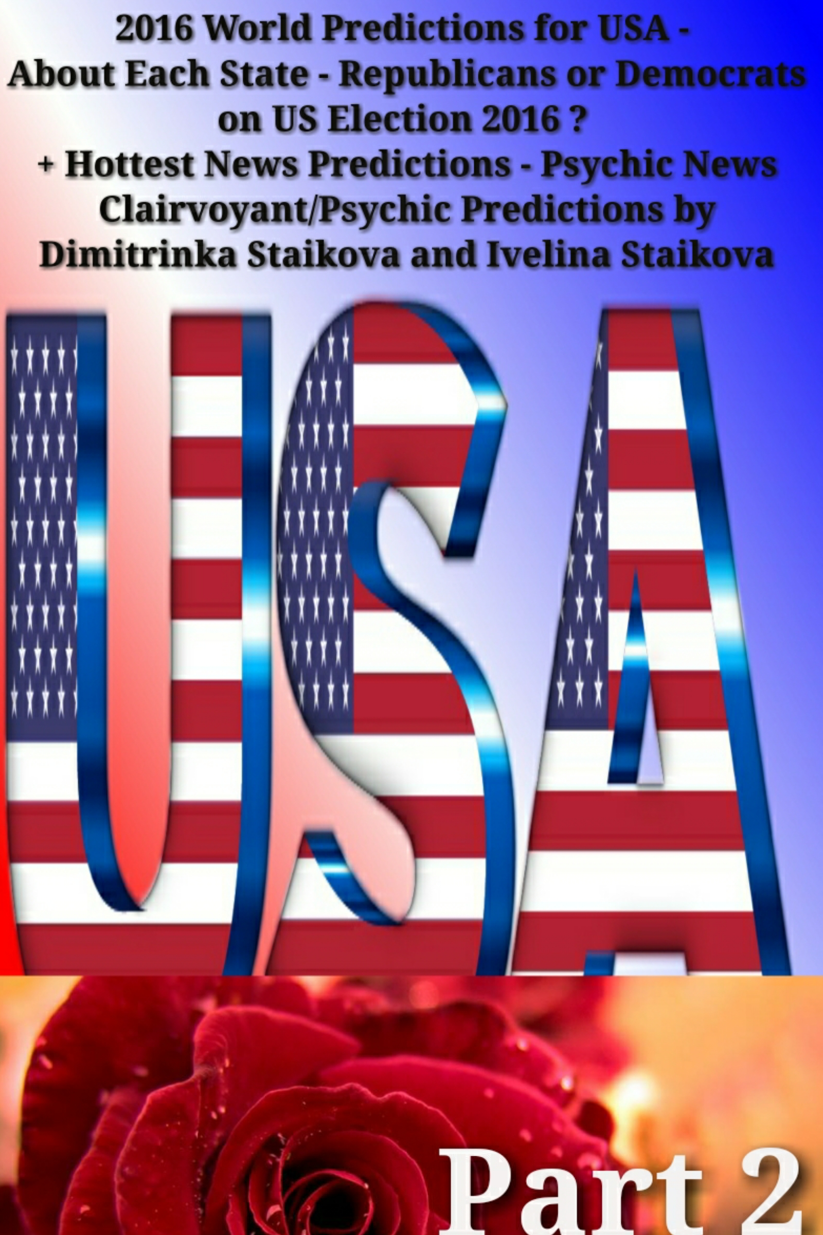 Book Cover Forros Usa ~ World predictions for usa about each state