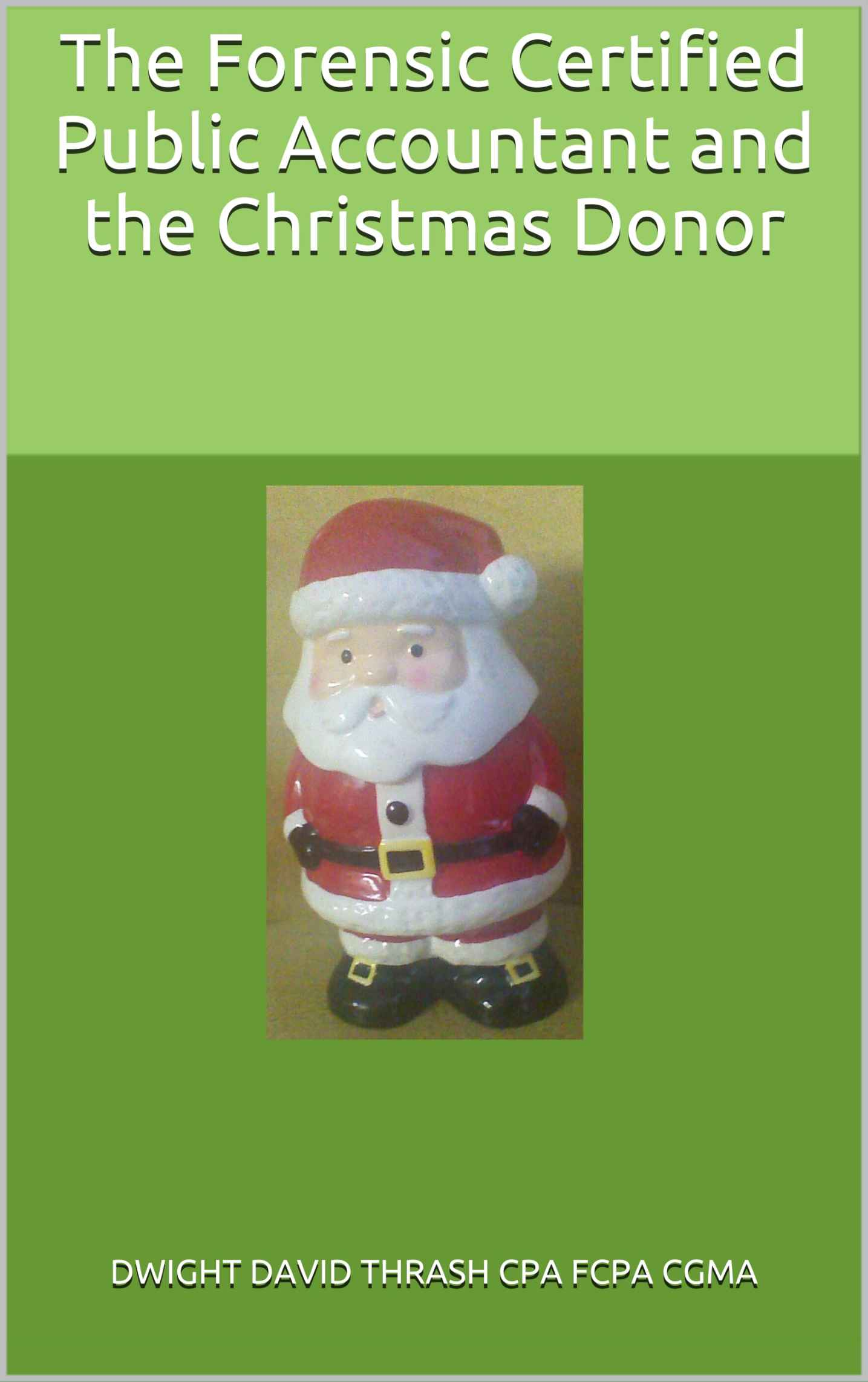 Christmas Accountant.The Forensic Certified Public Accountant And The Christmas